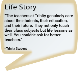 Life Story - Teachers