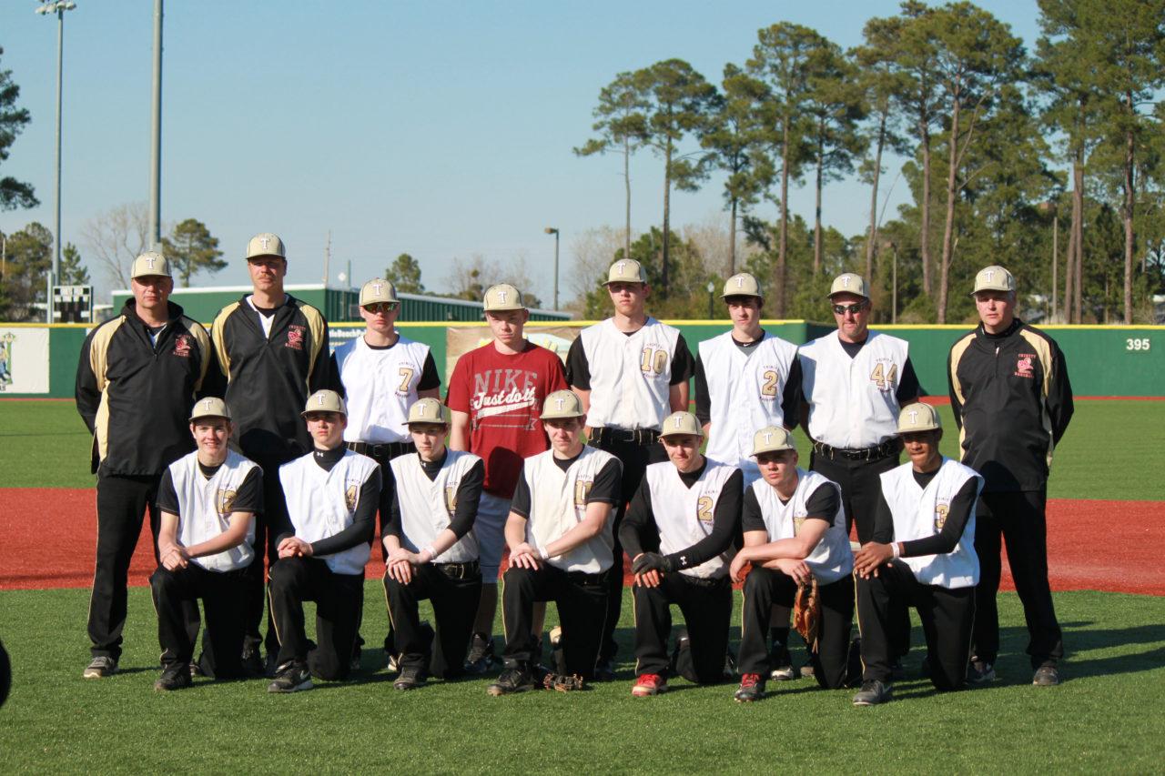 TCS Baseball2013