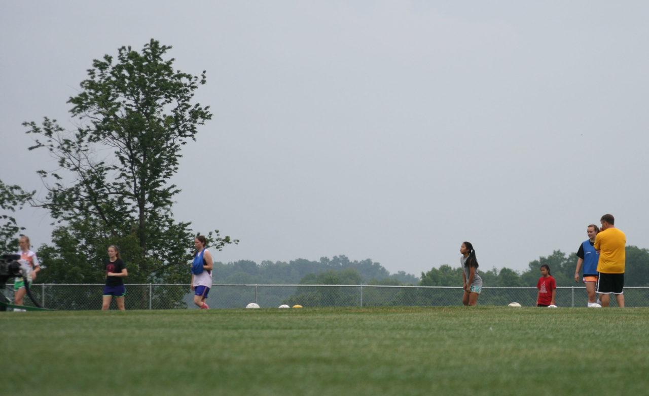 Soccer summer 2013