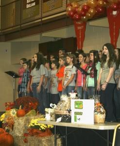 Auction-choir