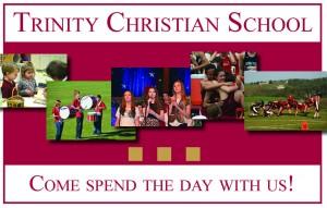 Shadow Day @ Trinity Christian School | Morgantown | West Virginia | United States