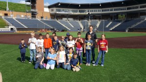 Black Bears Field trip. Trinity Christian School, Morgantown, WV.