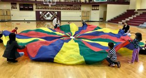 Toddler Time @ Trinity Christian School Gymnasium | Morgantown | West Virginia | United States