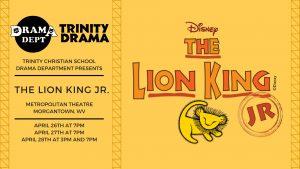 The Lion King Jr. @ Metropolitan Theatre | Morgantown | West Virginia | United States