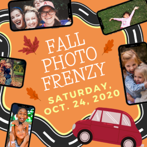 Fall Photo Frenzy