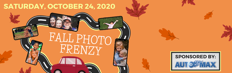 Why you should join the Fall Photo Frenzy!