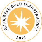 Guidestar Seal of Transparency - 2021 Gold